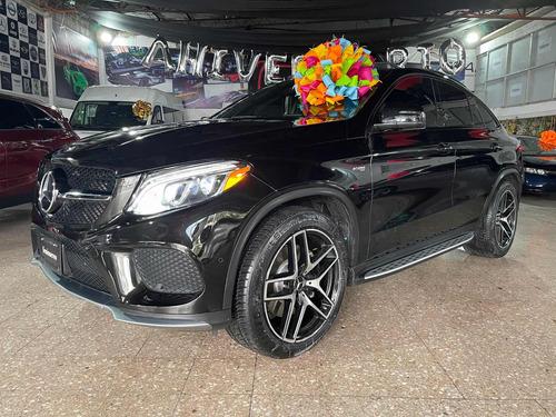 Imagen 1 de 15 de Mercedes-benz Clase Gle 2017 3.0 Coupe 43 Amg At