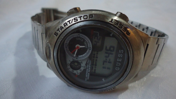 Relogio Guess Walterpro 50 Meters 165 Feet Original