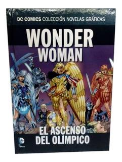 Dc Comic Novelas Graficas Nº 86 W. W El Ascenso Del Olimpico