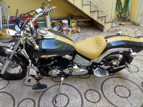 Yamaha Drag Star Customizada