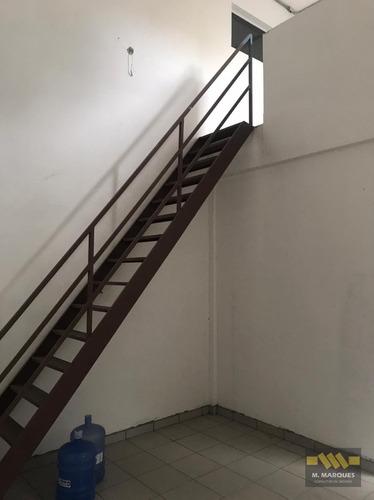 Imagem 1 de 10 de Salão Em Vila Partenio  -  Mogi Das Cruzes - 3714