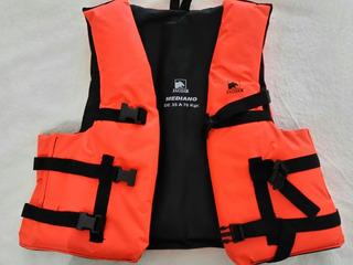 Pack 3 Chalecos Salvavidas Alta Calidad Talla Xl 115kg