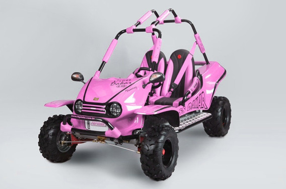 Fapinha - Mini Buggy Cross Dream Rosa