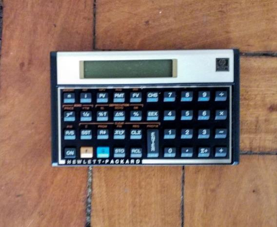 Calculadora Financeira Hp 12c Gold, Pouco Uso. Original.
