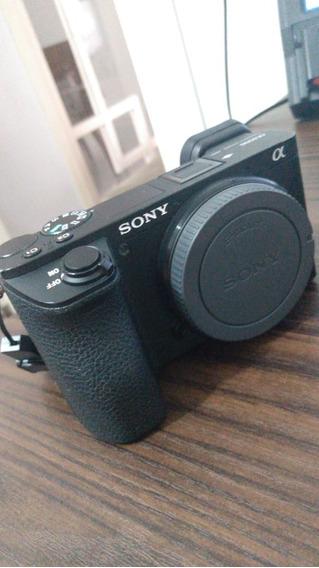 Sony A6500 + 3 Baterias