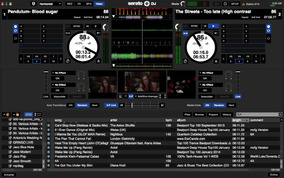 Serato Dvs + Serato Video + Serato Pro 2 Full + Flip Pack