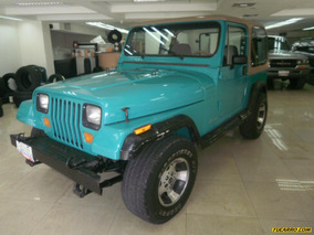 Jeep Wrangler Sincronica