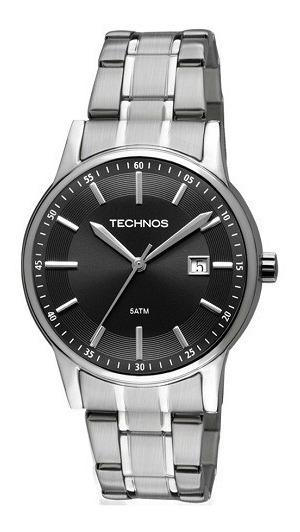 Relógio Technos Masculino Analógico 2115ro/1p Original Nf-e