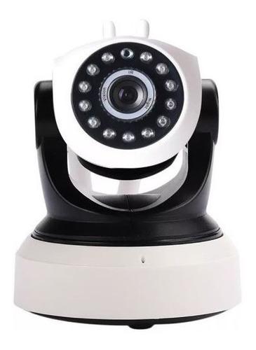 Imagen 1 de 4 de Camara Ip Wifi Videovigilancia Alarma Casa Negocio X Celular