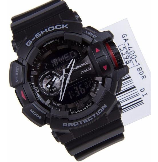Relógio Casio - Ga-400-1bdr - G-shock - Ana Digi