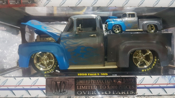 Ford F 100 M2 1/24