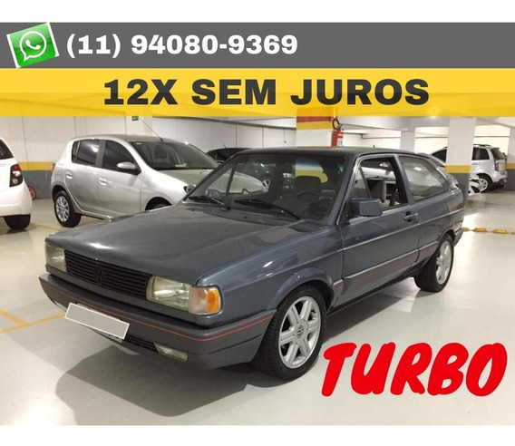 Volkswagen Gol Gl 1.8 1992