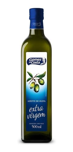 Azeite De Oliva Extra Virgem Gomes Da Costa 500ml