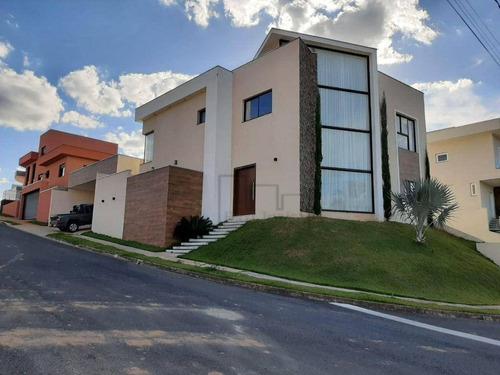 Casa Com 3 Dormitórios À Venda, 280 M² Por R$ 1.650.000,00 - Condominio Le France - Sorocaba/sp - Ca2493