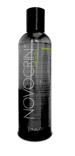 Imagen 1 de 4 de Novocrin Shampoo Anticaida Nunca Alopecia Androgénica