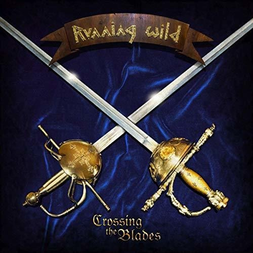 Cd : Running Wild - Crossing The Blades