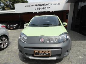 Fiat Uno Evo Way 1.0 8v Eta/gas (nac) 4p 2013
