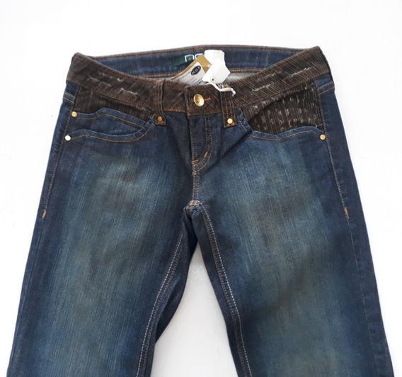 Calça Jeans Feminina Bxss.victoria Mgf