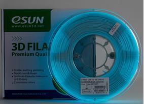 Filamento Pla Esun Brilha No Escuro Fosflorescente 1,75m 1kg
