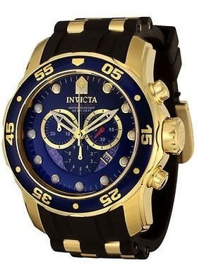 Novo Invicta Masculino 6983 Pro Diver Collection Chronograph