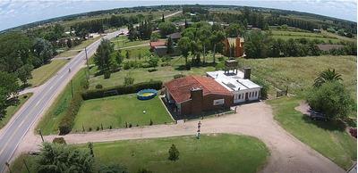 Chacra Con Casa Y Galpones Ideal Empresa, Min De Preimetral