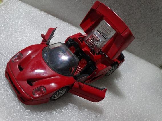 Ferrari F50 - Sem Marca 1:24 - Loose * Pintura Opaca