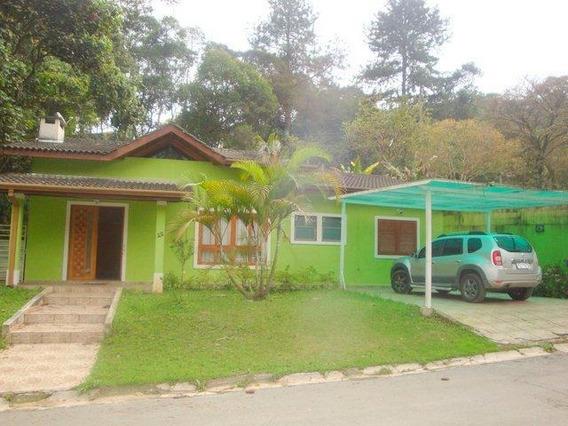 Casa Residencial Para Locação, Granja Carneiro Viana, Cotia - Ca1623. - Ca1623