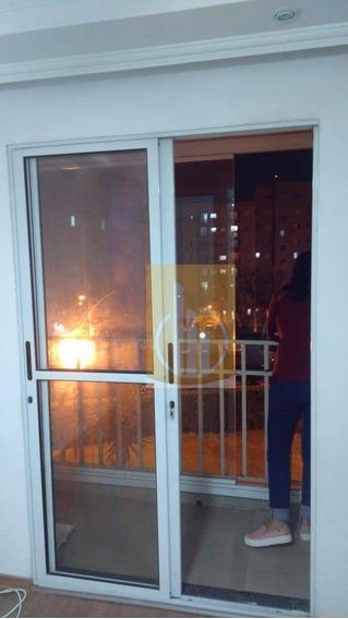 Apartamento Com 2 Dormitórios À Venda, 48 M² Por R$ 196.000 - Jardim São Miguel - Ferraz De Vasconcelos/sp - Ap0185