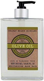 Delray Playa Skincare Aceite De Oliva Hidratant Envio Gratis