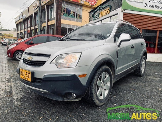 Chevrolet Captiva Sport Fe Aut 2.4 2011