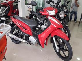 Honda Biz 125 Ex 2015 Vermelha Maravilhosa