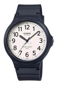 Relógio Casio Analógico Masculino Mw-240-7bvdf