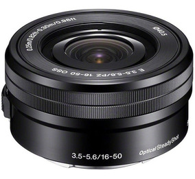 Sony 16-50mm F/3.5-5.6 Alpha Oss E-mount Lente Zoom