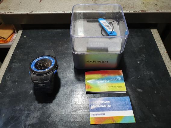 Relógio De Pulso Masculino Mariner Modelo Gvb