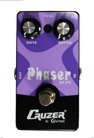 Pedal Cruzer By Crafter Phaser Ef-ps - Efeito Guitarra - 21679
