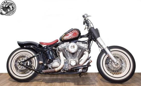 Harley Davidson - Softail Heritage Custom Bobber