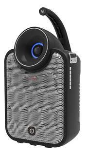 Parlante Portatil Recargable Bluetooth Microfono Control