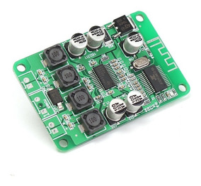 Amplificador Bluetooth 2x15w Tpa3110 12-24v