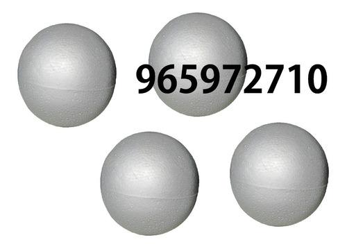 Imagen 1 de 5 de Bolas, Esferas  De Tecnopor Todas Las Medidas