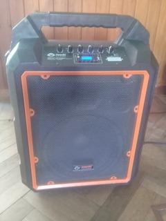 Parlante Portatil Moonki Sound Ms 1200 Bt 1200w Con Radio !!