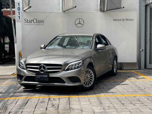 Imagen 1 de 15 de Mercedes-benz Clase C 2019 4p C 180 L4/1.6/t Aut