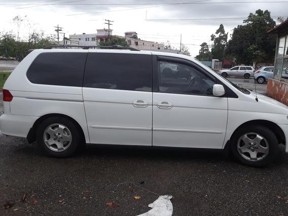 Honda Odyssey Vanet
