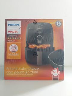 Fritadeira Elétrica Air Fryer Turbo Fryer Philips Walita 220v Original Nova Nota Fiscal