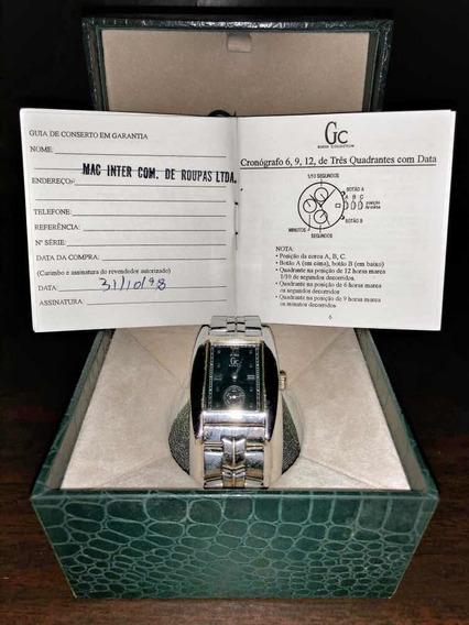 Relógio Guess Collection Gc 1000 Raridade!