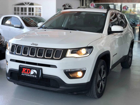 Jeep Compass 2.0 Longitude At