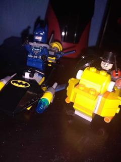 Lego Batman: The Penguin Face Off