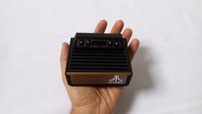 Mini Atari Vídeo Game Retrô Com 8.000 Jogos