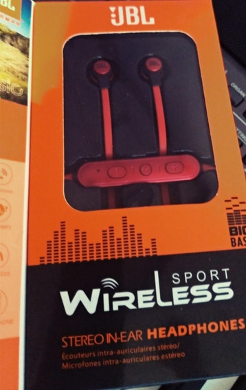 Fone Ouvido Sem Fio Bluetooth Bass Celular Micro Sd Mp3