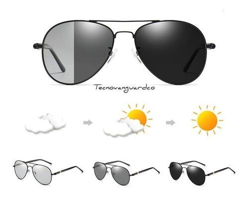 Gafas De Sol Fotocromática Polarizada Deportiva Filtro Uv400