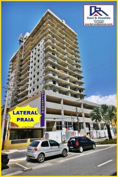 Apartamento 2 Quartos Para Venda Em Praia Grande, Vila Caiçara, 2 Dormitórios, 1 Suíte, 1 Banheiro, 2 Vagas - Ap00047